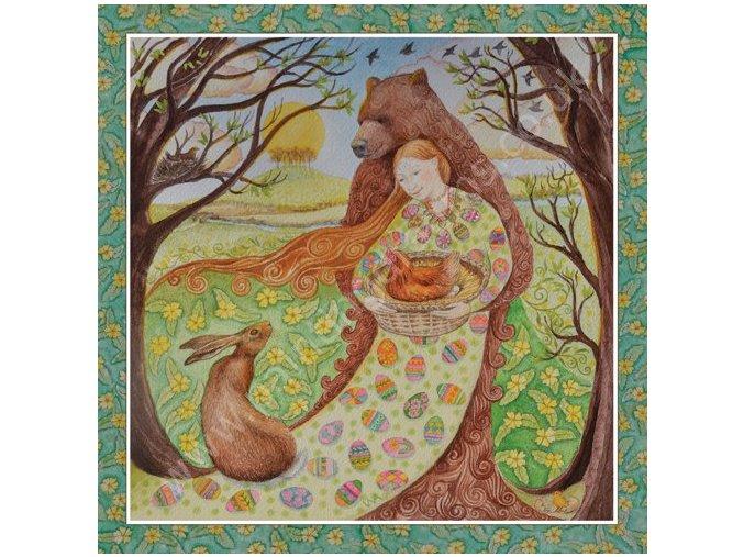goddess festival spring equinox