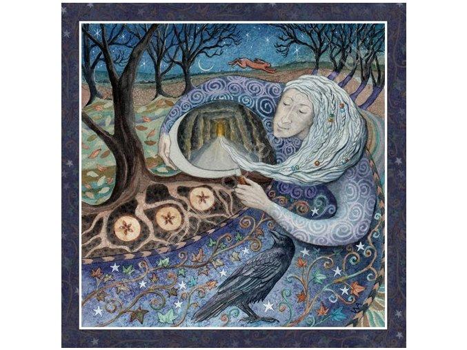 goddess festival samhain