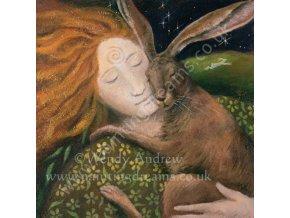Hare Huggle